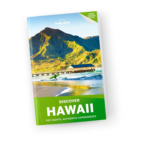book lonely planet discover Hawaii